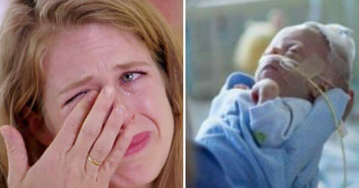 4 jours apres la mort de leur nouveau ne lhopital leur offre un nouveau bebe 1 1