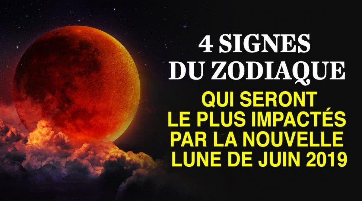 nouvelle lune de juin