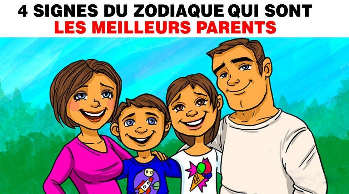 signes du zodiaque qui sont les meilleurs parents que tout le monde voudrait avoir