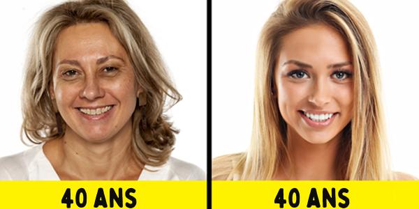 aliments qui vous font rester jeune plus longtemps