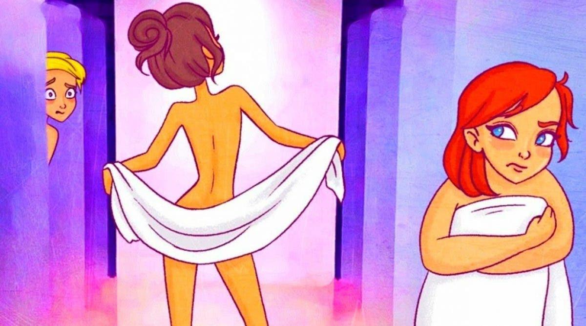 5 choses que vous ne devriez jamais dire à une femme nue