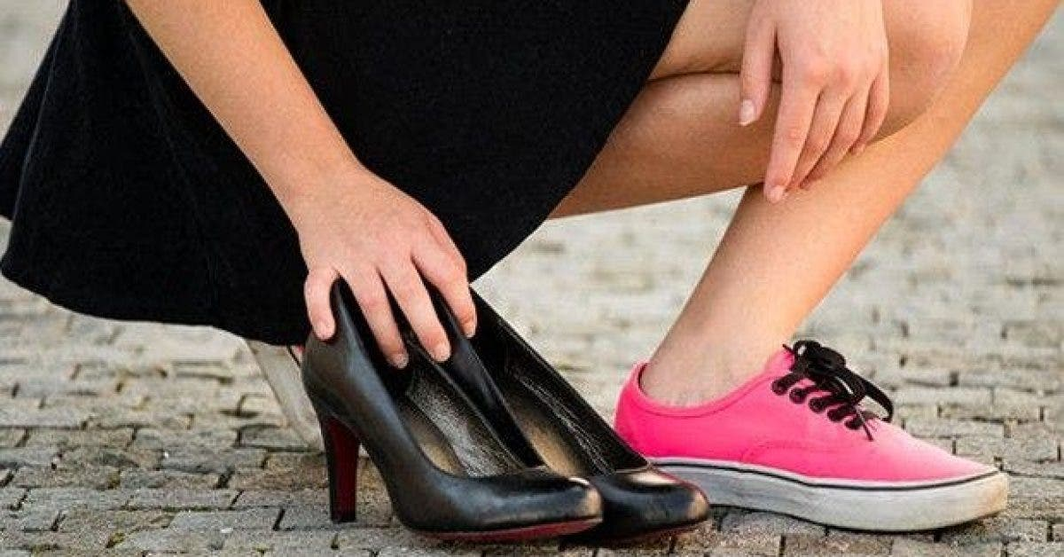 5 effets fabuleux sur votre corps lorsque vous arretez de porter des talons 1