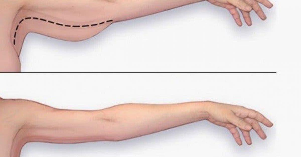 5 exercices pour des bras toniques et sexy