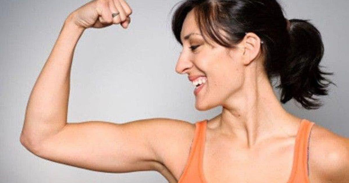 5 exercices pour tonifier vos bras sans lever de poids 1