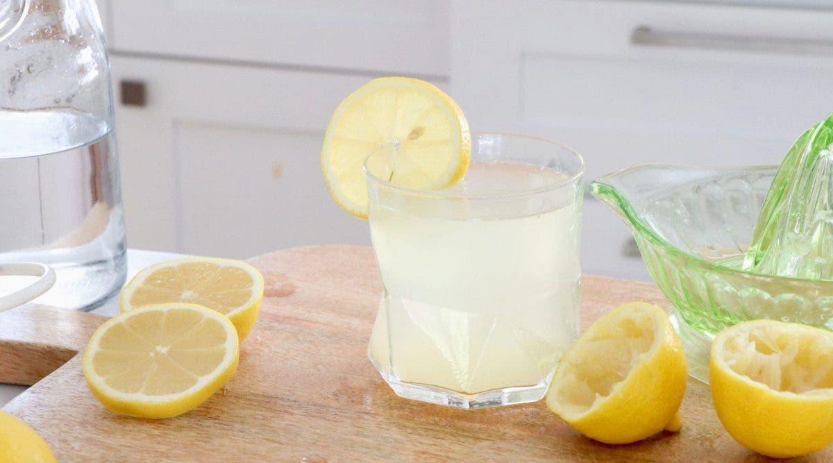 Le citron est un médicament naturel