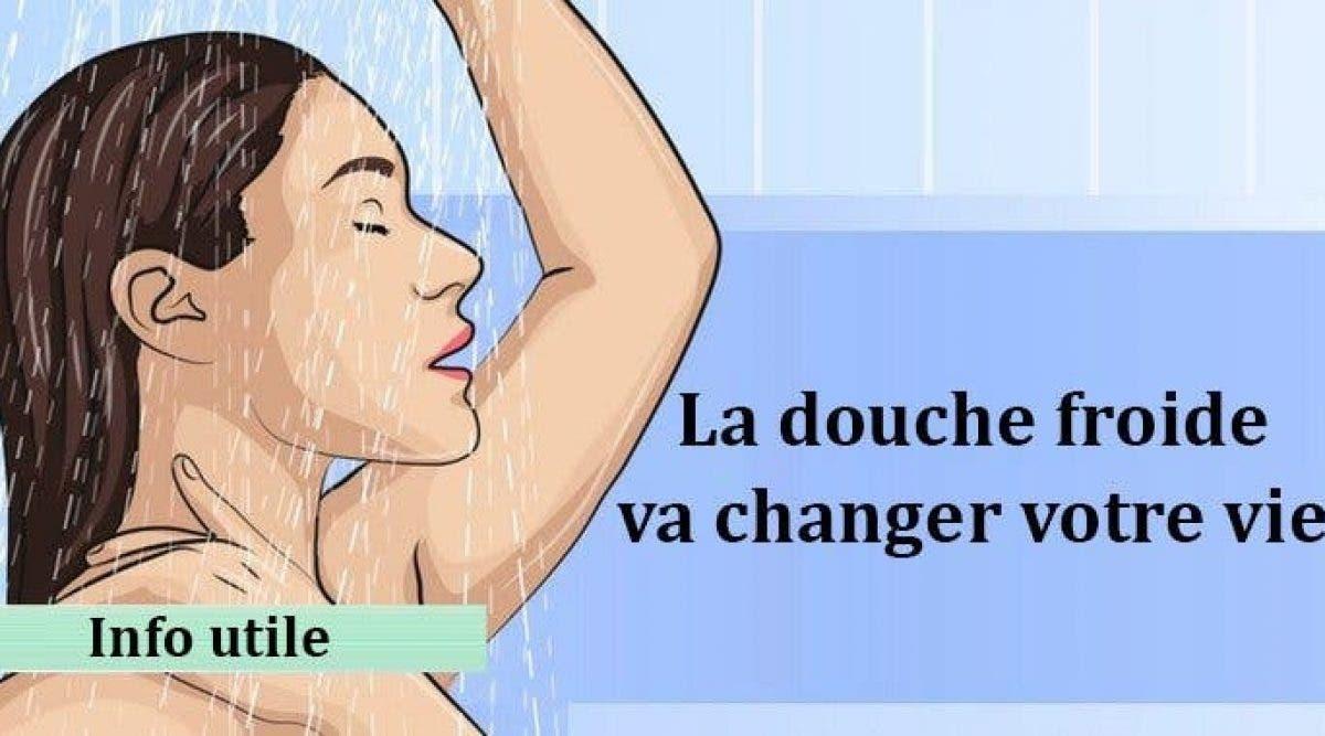 5 raisons pour lesquelles je prend une douche froide chaque jour