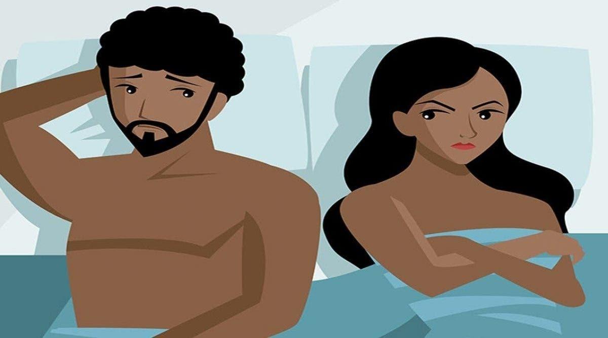 5 raisons pour lesquelles les femmes ne veulent pas faire l'amour