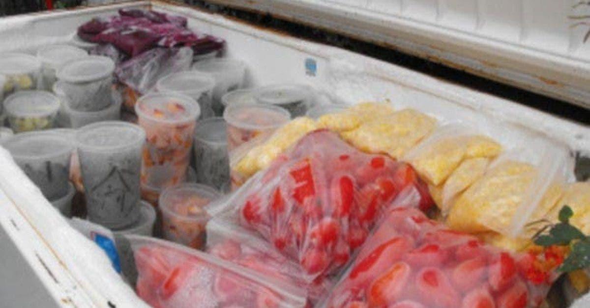 5 regles a respecter pour bien congeler vos aliments 1