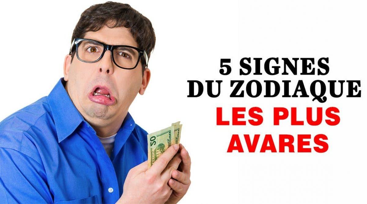 signes du zodiaque qui détestent dépenser de l'argent