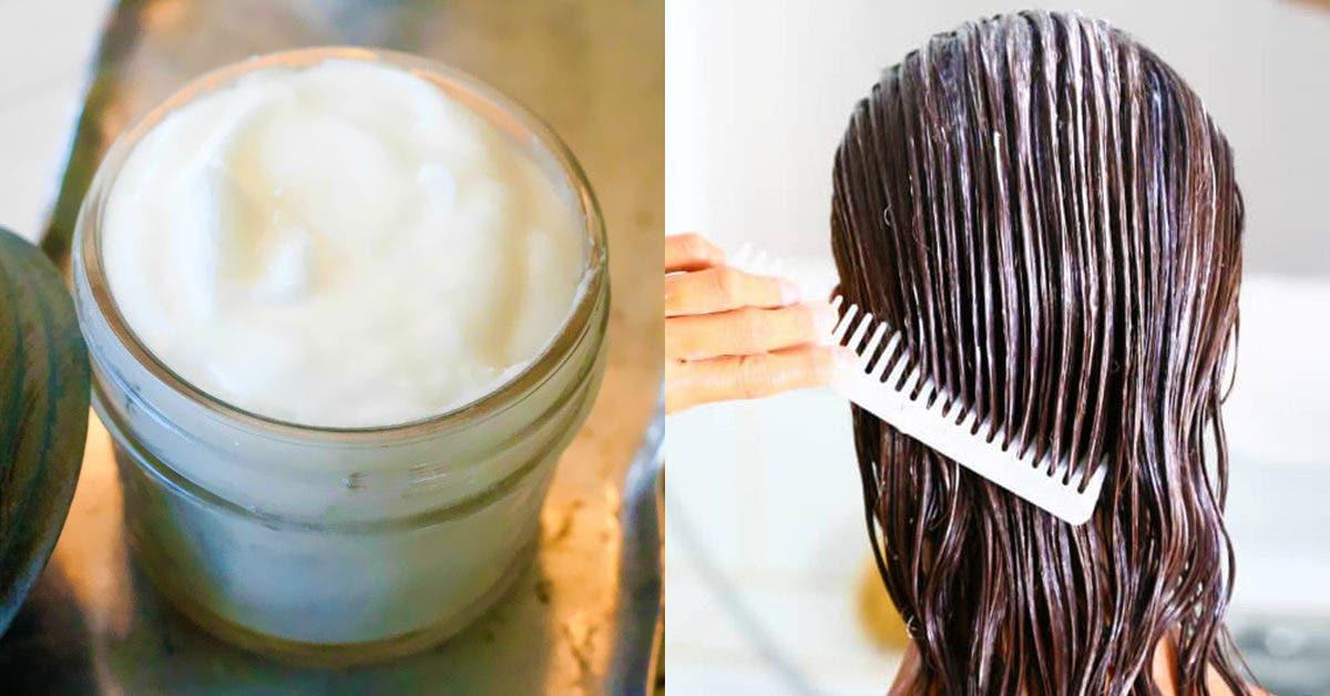 5 soins maison pour avoir des cheveux lisses et brillants sans produits chimiques