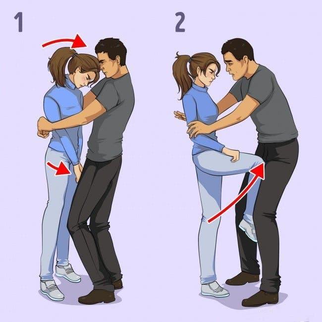 5 techniques de self-défense pour femmes recommandées par un professionnel