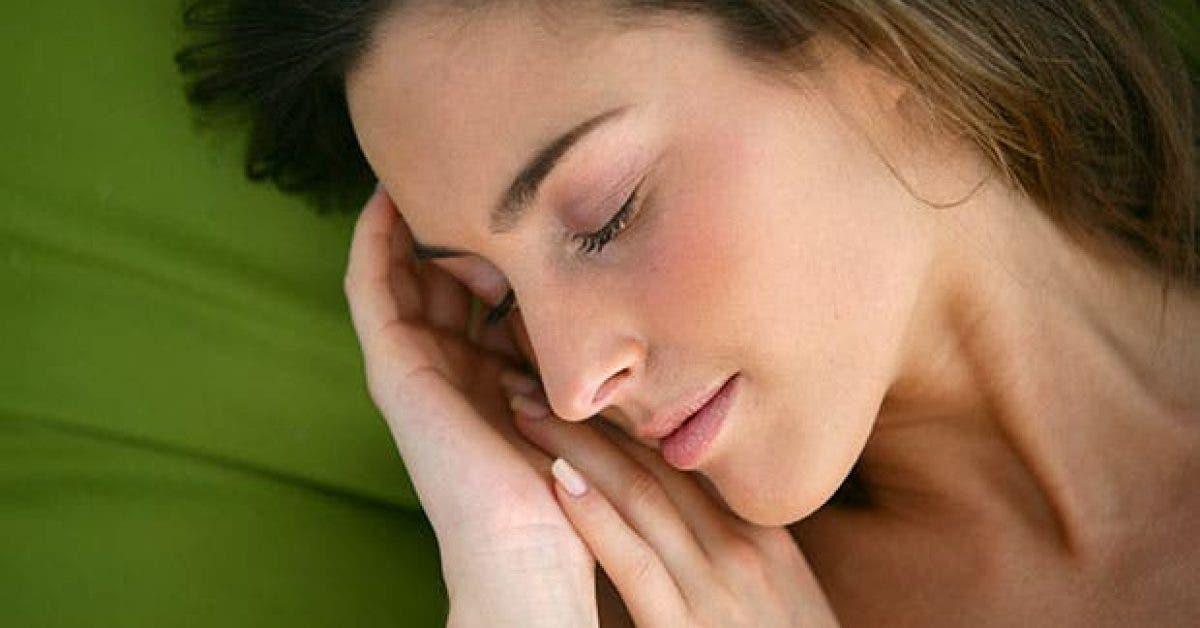 6 astuces simples pour perdre du poids en dormant11