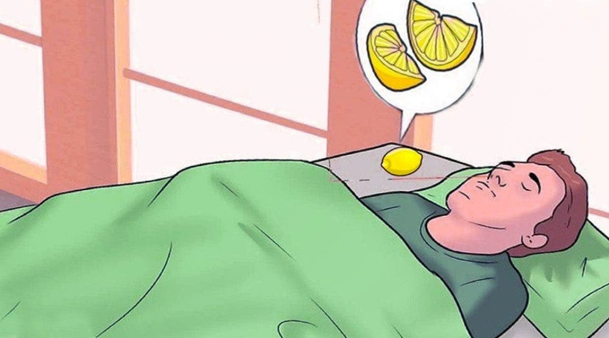 6 choses extraordinaires qui se produisent lorsque vous mettez un citron sur votre table de nuit