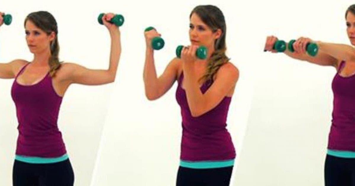 6 exercices faciles et efficaces contre laffaissement de la peau pour les femmes de plus de 40 ans 1
