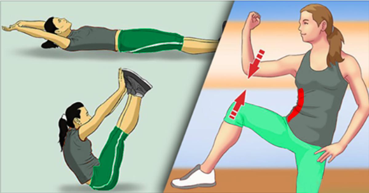 6 exercices qui elimineront votre graisse abdominale plus rapidement que nimporte quoi dautre 1 1