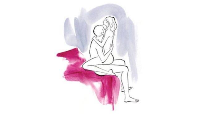 6 positions sexuelles à adopter si vous avez un petit penis