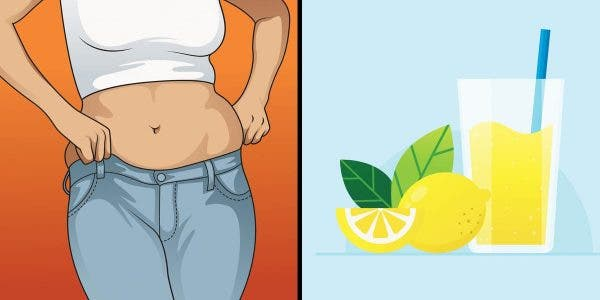 eau citron perdre du poids