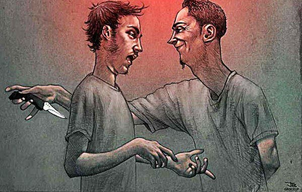 6 signes qu'une personne d'apparence gentille vous veut du mal