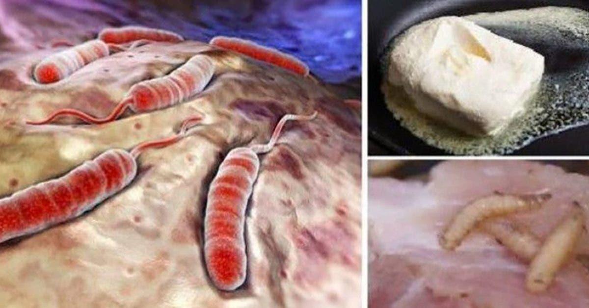 7 aliments cancérigènes qui pourraient provoquent la maladie