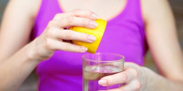bonnes raisons de consommer du citron le matin
