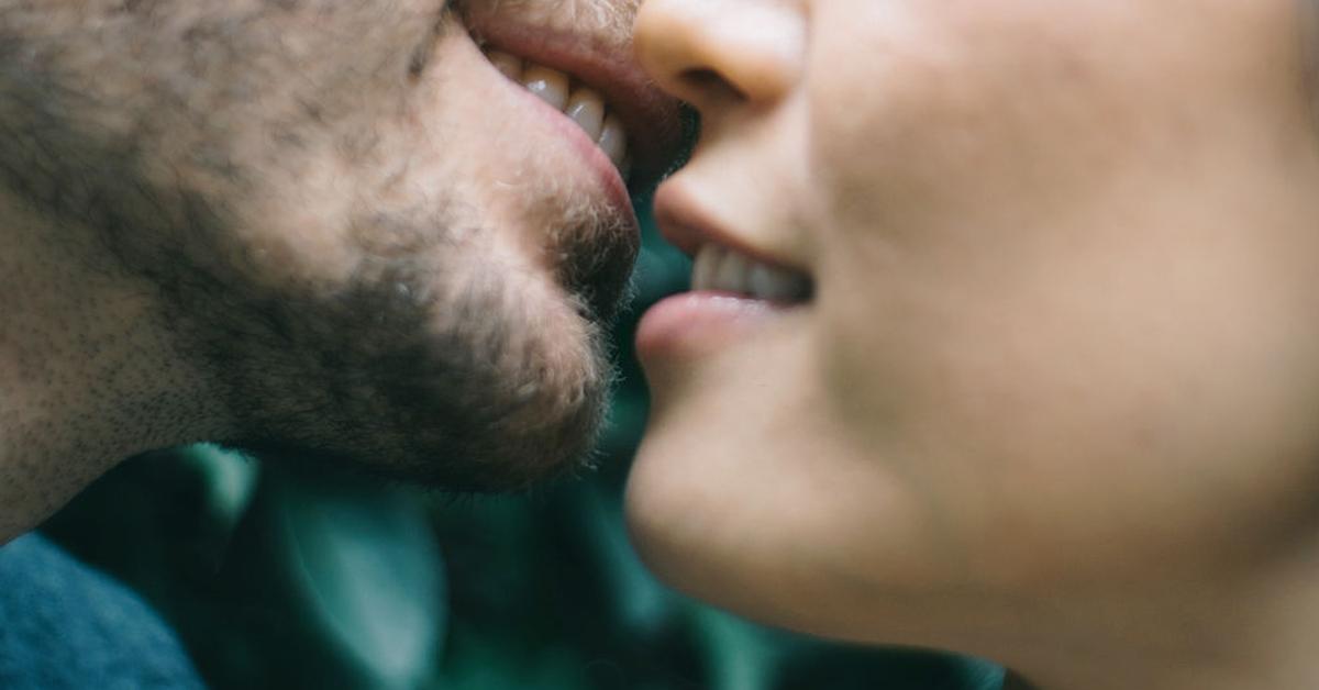 7 choses dont vous ignoriez surle baiser 1