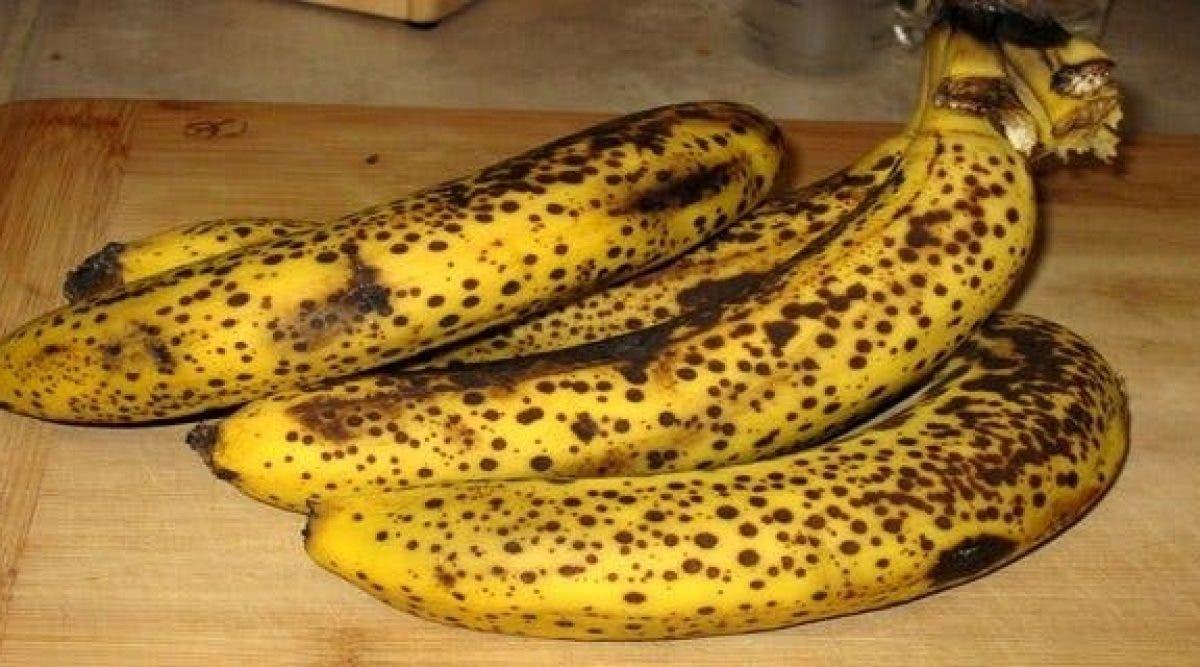 7 choses magiques que font les bananes aux taches noires