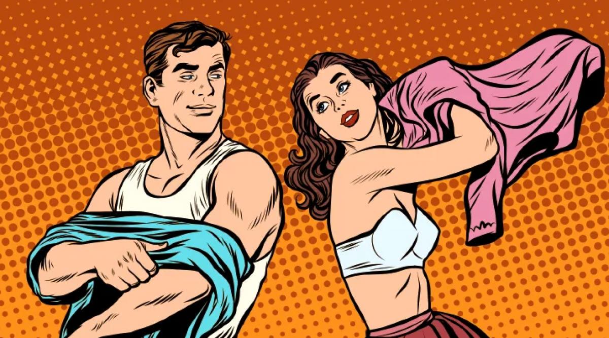 7 choses que seuls les hommes amoureux veulent au lit
