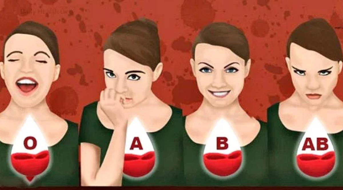 7 choses que votre médecin ne vous a jamais dit sur votre groupe sanguin