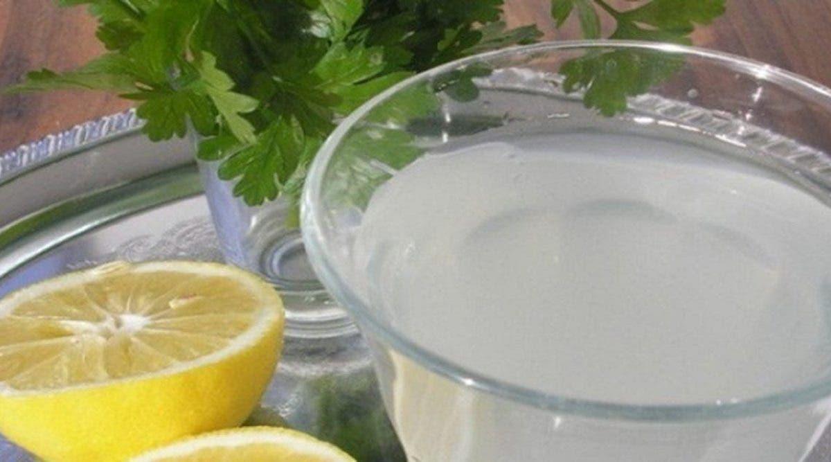 Ce régime au citron et persil vous fait perdre du poids en 5 jours et vous garde en bonne santé