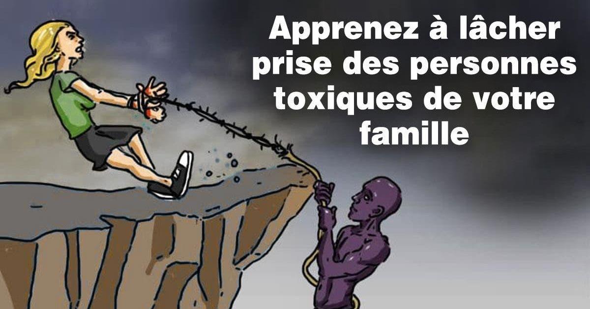 7 choses qui se produisent lorsque vous coupez les ponts avec un membre toxique de la famille 1