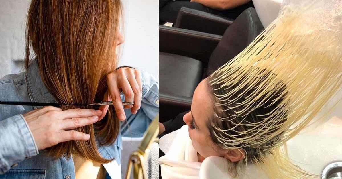 7 erreurs que les gens font avec leurs cheveux selon les coiffeurs