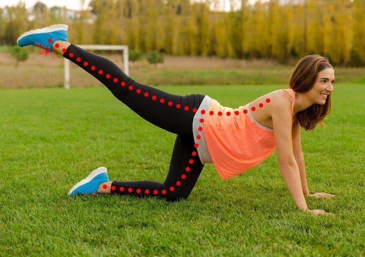 exercices ciblés pour faire fondre la graisse à l'intérieur des cuisses