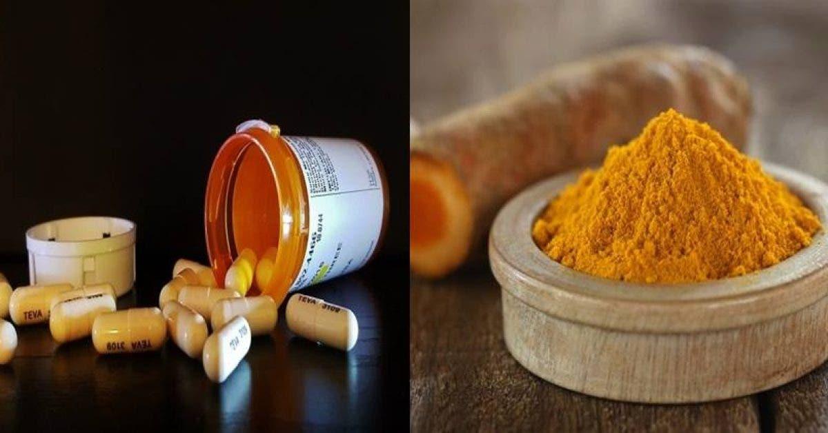 7 medicaments que le curcuma remplace a merveille 1