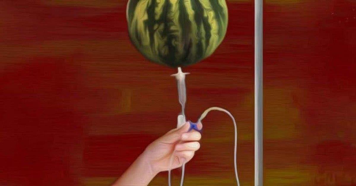 7 raisons d'utiliser la pastèque à la place d'un médicament