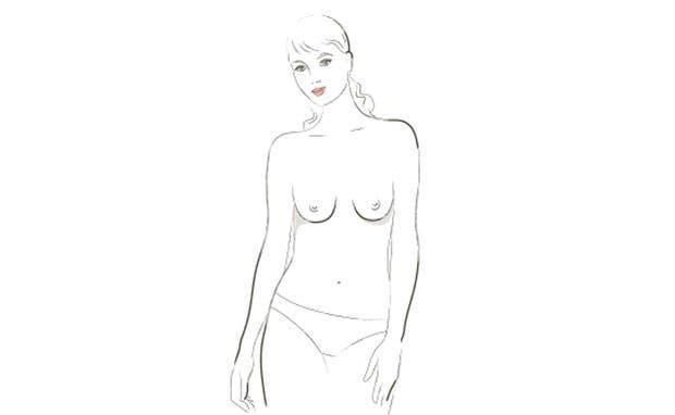 7 types de seins