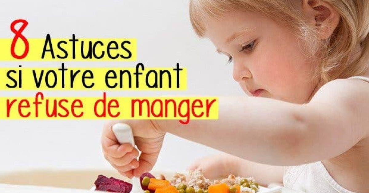 8 Astuces si votre enfant refuse manger11