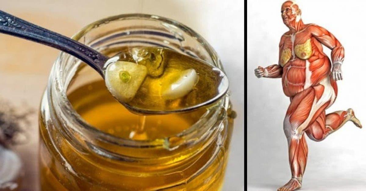 choses qui arrivent à votre corps quand vous mangez du miel tous les jours