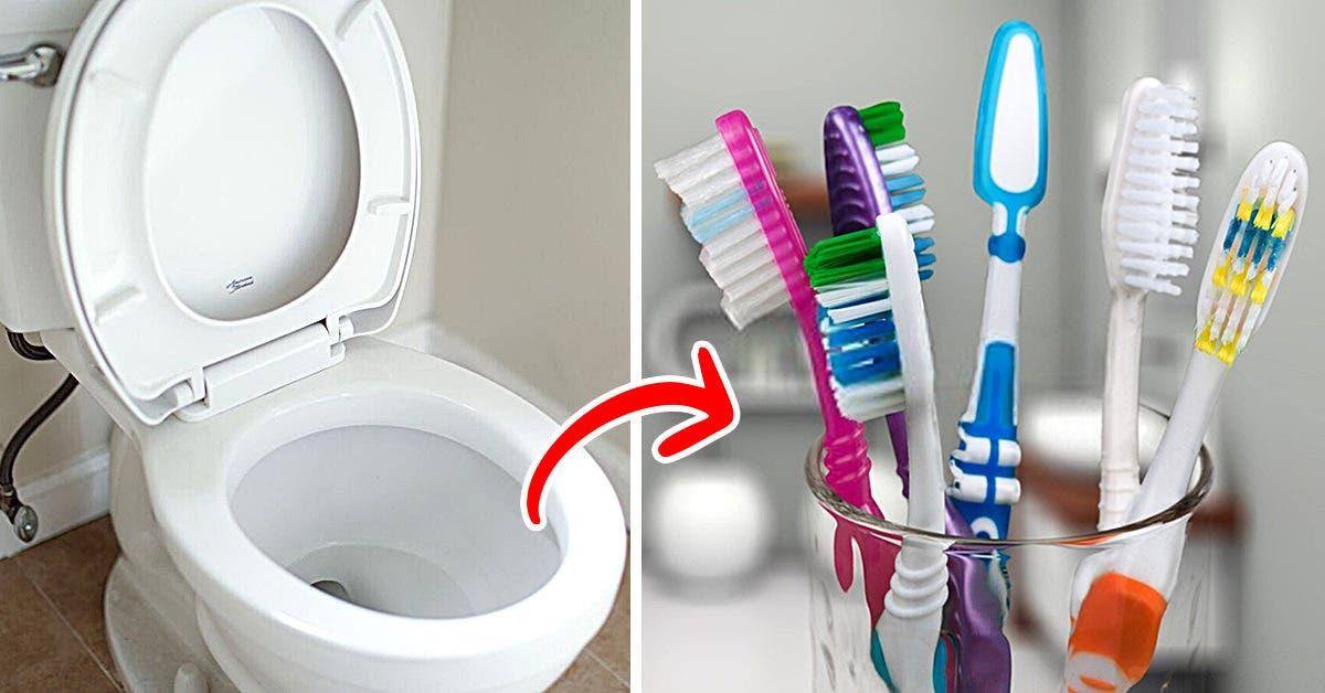8 choses salle de bain
