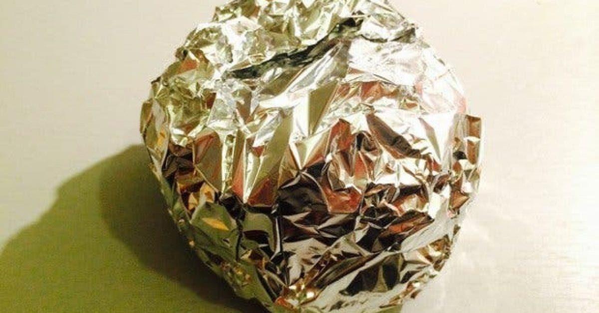 8 facons dutiliser le papier aluminium que vous ne connaissez pas11
