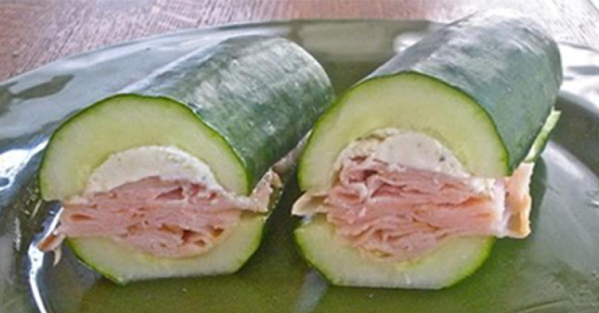 8 idées de sandwichs sans pain qui vont vous faire saliver