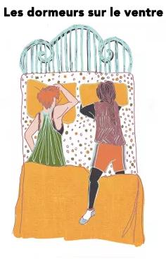 8 positions de sommeil que les couples ne devraient pas faire dans la chambre à coucher