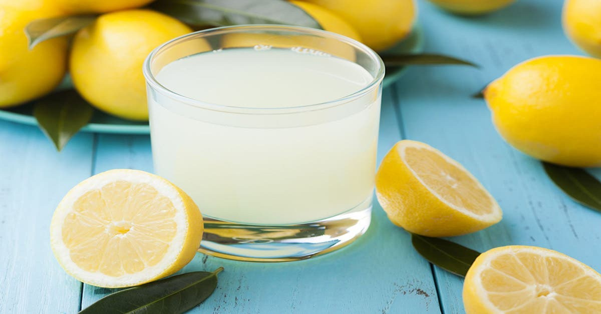 8 problemes de sante que peut provoquer le citron