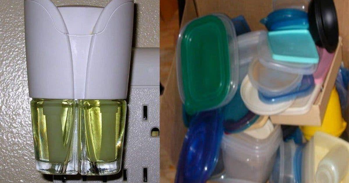 8 produits dans votre maison qui causent le cancer