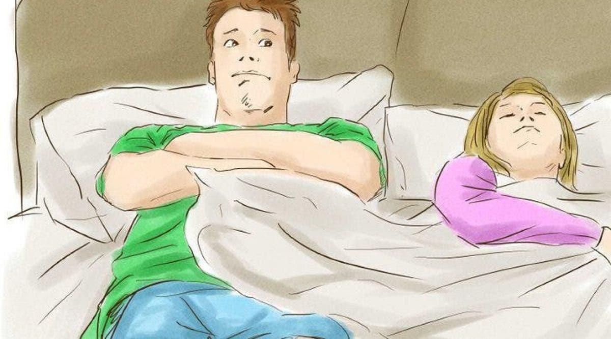 8 raisons pour lesquelles il n'a pas envie de faire l'amour