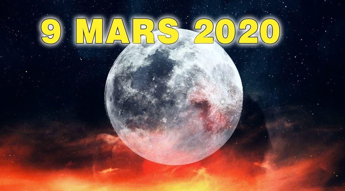 La pleine lune du 9 mars apportera des changements et des transformations