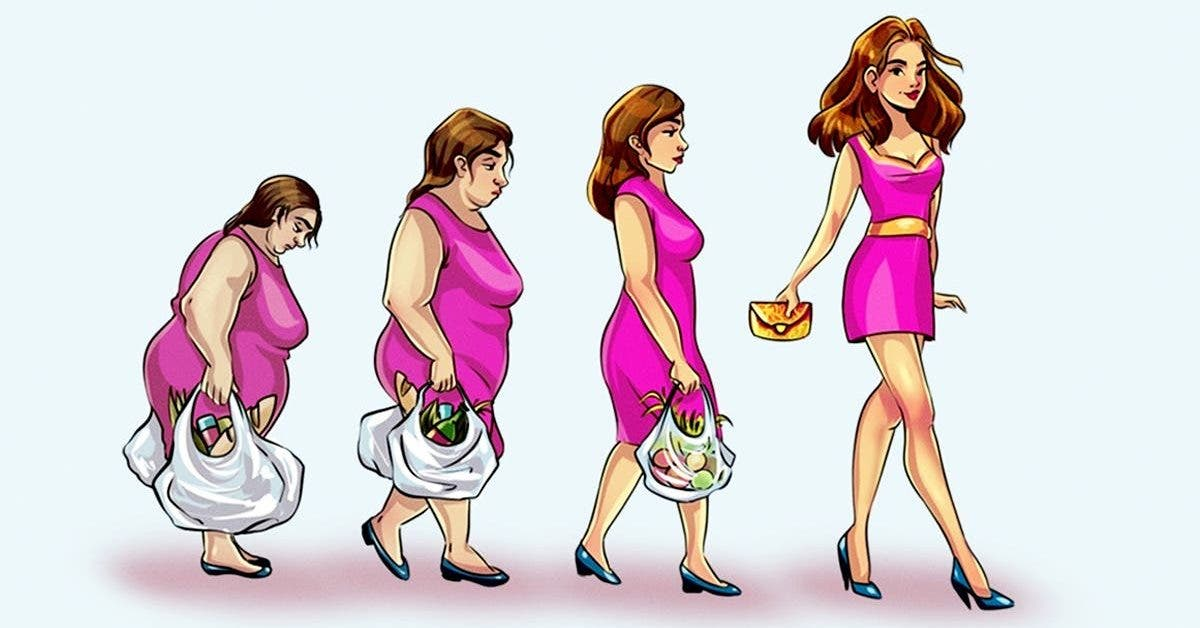 erreurs d'alimentation qui nous font grossir