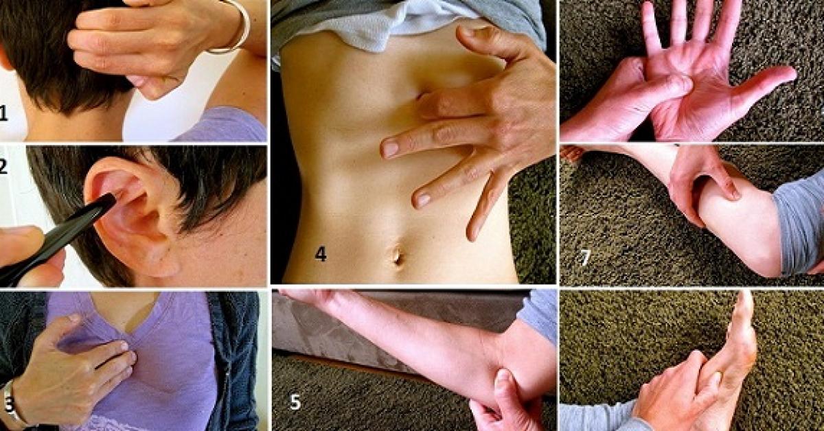 9 zones de pression qui permettent de reduire votre stress en quelques secondes 1