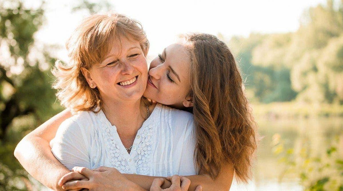 A vous qui avait la chance d'avoir toujours votre mère pour la fête des mères