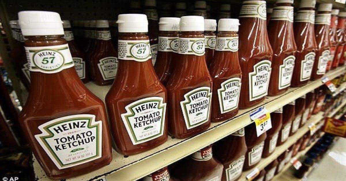 ALERTE Voici pourquoi vous devriez eviter de consommer du ketchup Heinz 1