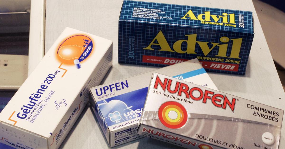 Advil-Nurofen
